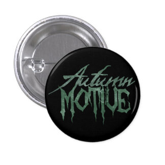 Autumn Motive 09 Button