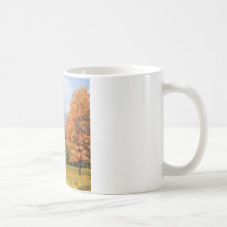 Autumn Mount Mansfield Vermont Coffee Mug