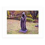 Autumn Mourner Postcard