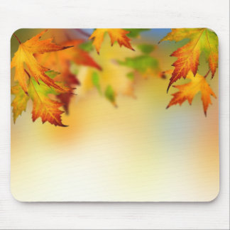 AUTUMN MOUSEPAD