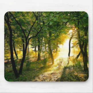 autumn mouse pads