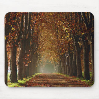 autumn mouse pad