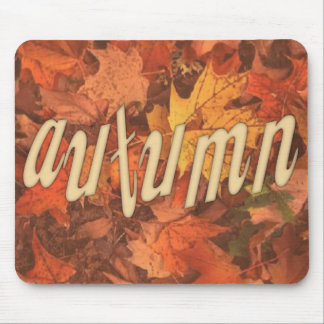 AUTUMN MOUSE MATS