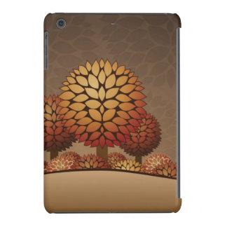 Autumn Night Landscape. Abstract iPad Mini Retina Cases
