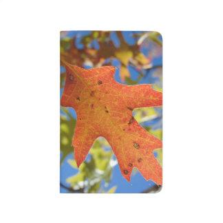 Autumn Oak Leaf Journal