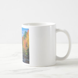 Autumn Of New England Basic White Mug