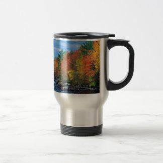 Autumn Of New England Mugs