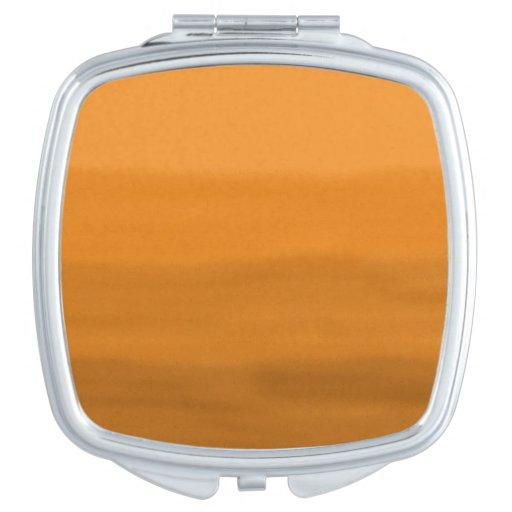 Autumn Ombre Compact Mirror