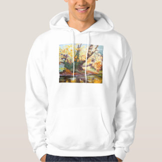 Autumn on the Darent 1999 Hoodie