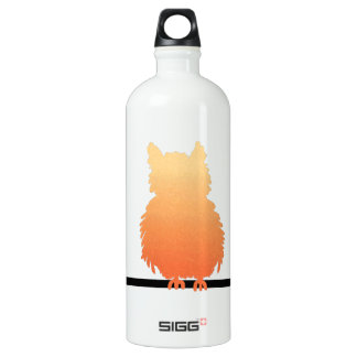 Autumn Owl Silhouette SIGG Traveller 1.0L Water Bottle