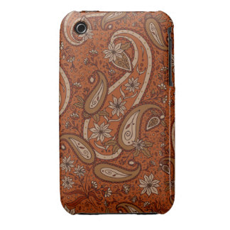 Autumn Paisley iPhone 3G/3GS Barely There iPhone 3 Case-Mate Case