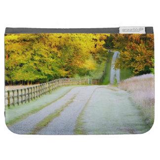 Autumn Path Kindle Cover