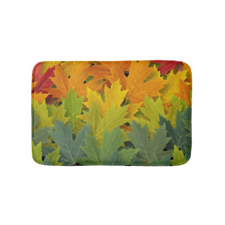 Autumn Pattern 2 Bath Mat