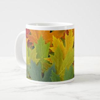 Autumn Pattern 2 Large Coffee Mug