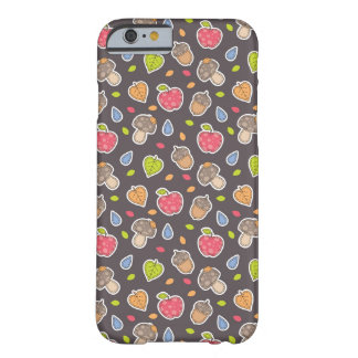 autumn pattern barely there iPhone 6 case