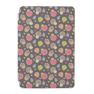 autumn pattern iPad mini cover