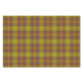 Autumn Pattern Tissue Paper
