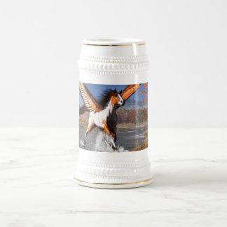 Autumn Pegasus Beer Steins