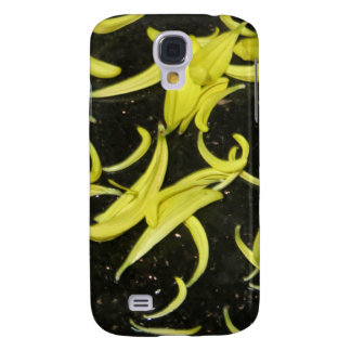 Autumn petal phone skin samsung galaxy s4 case