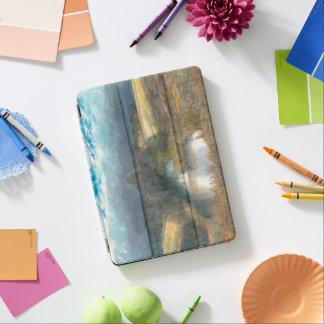 autumn pond iPad pro cover