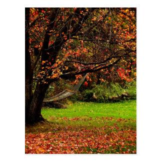 Autumn Postcard 2