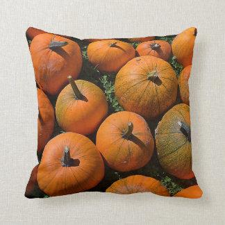 Autumn Pumpkin Pillow