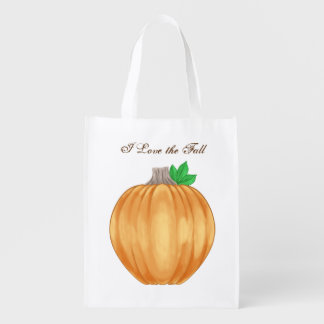 Autumn pumpkin seasonal