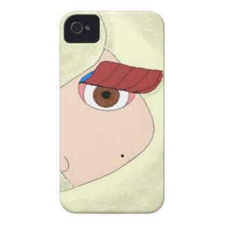 Autumn Queen iPhone 4 Case