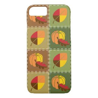 Autumn Quilt iPhone Case-Mate Case