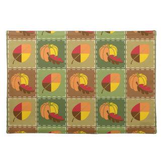 Autumn Quilt Place Mat