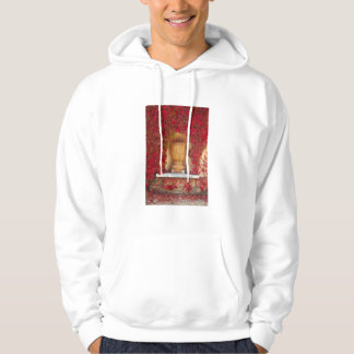 Autumn red foliage, New Zealand Hoodie