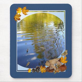 Autumn Reflections  ~ Mousepad