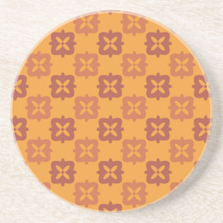 Autumn retro3 drink coaster