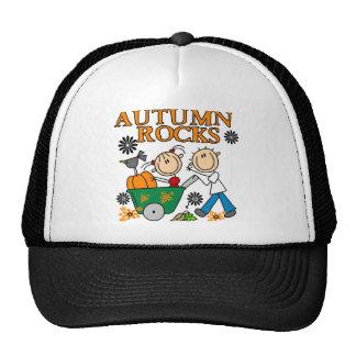 Autumn Rocks Hat