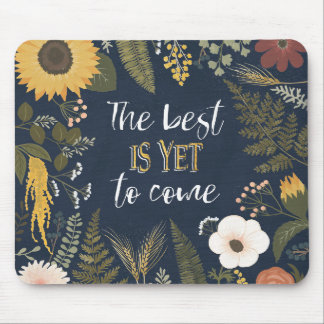 Autumn Romance VI | The Best is Yet To Come Mouse Mat
