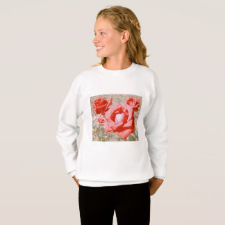 Autumn Roses Sweatshirt