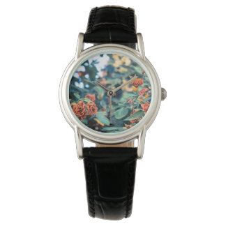 Autumn Roses Watch
