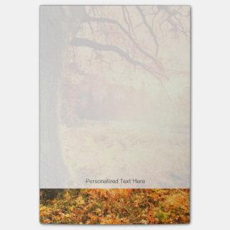 Autumn Scene Post-it® Notes