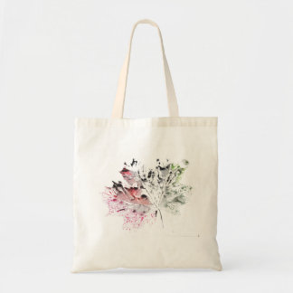 Autumn shopper tote bag