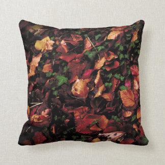 Autumn Snuggles Cushion
