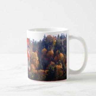 Autumn Splendor Basic White Mug