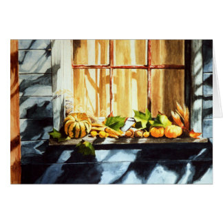 Autumn Splendor Card