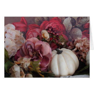 Autumn Splendor Card