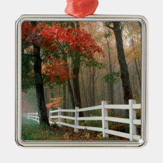 Autumn Splendor Christmas Ornament