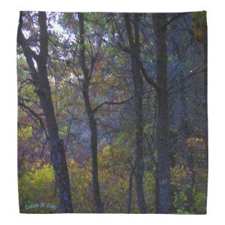 Autumn Splendor foliage kerchief