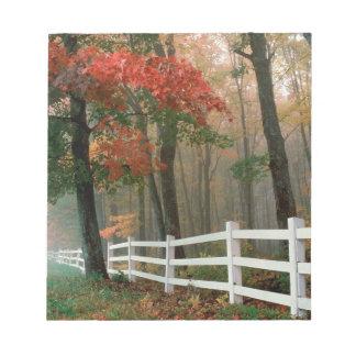 Autumn Splendor Notepads