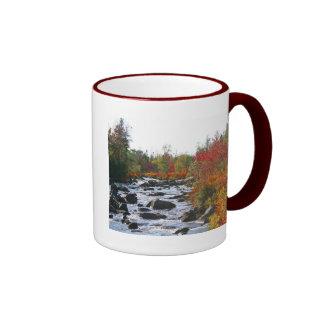 Autumn Splendor / Thanksgiving Coffee Mugs