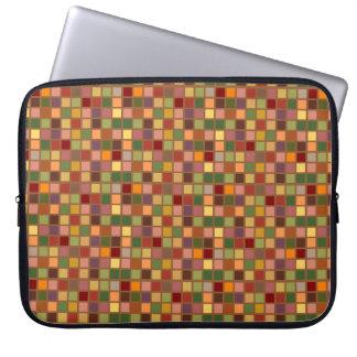 Autumn Squared Laptop Sleeve