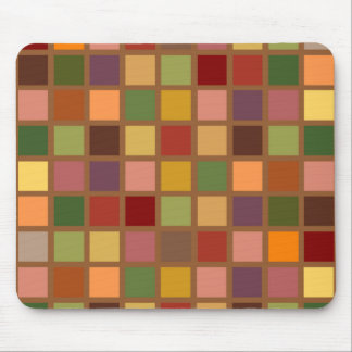 Autumn Squared Mouse Mat