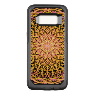 Autumn Star Mandala OtterBox Commuter Samsung Galaxy S8 Case